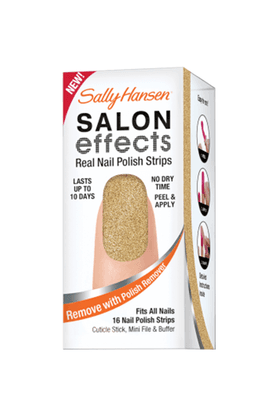 SALLY HANSEN Salon Effects Real Nail Polish Strips