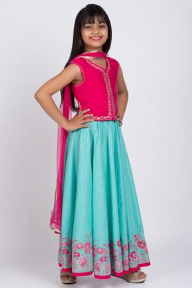 BIBA GIRLS - PinkIndianwear - 3