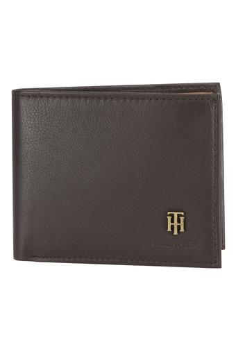 TOMMY HILFIGER -  Brown Wallets - Main