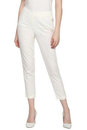 4032df5d587ed Buy Cargo, Harem & Track Pants Womens Online | Shoppers Stop