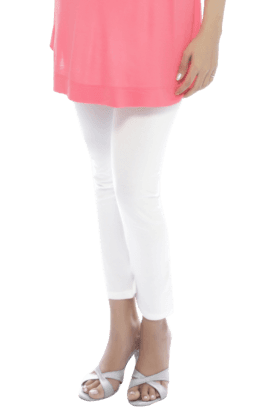 NINE MATERNITY Women Blended Leggings
