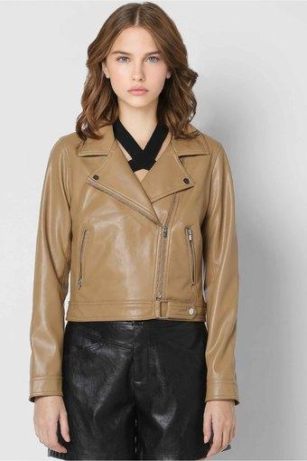 ONLY -  BrownCasual Jackets - Main
