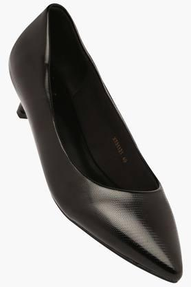 TRESMODEWomens Party Wear Slipon Heeled Shoes - 201755735