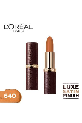 LOREAL -  640 Carmel ( Orange )Lips - Main
