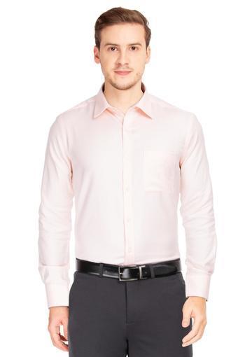 RAYMOND -  Light OrangeShirts - Main