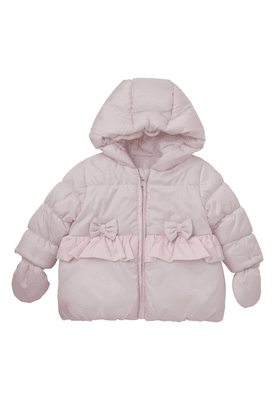 MOTHERCARE Girls Hoodie Jacket