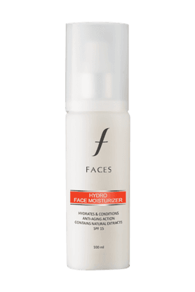 FACES Hydro Face Moisturizer - 100 Ml