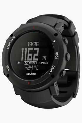 SUUNTOUnisex Core Alu Deep Black Outdoor Watch