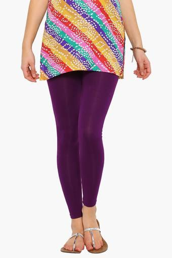 DE MOZA -  PurpleJeans & Leggings - Main
