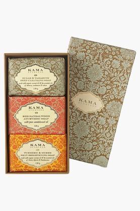 Three Traditional Treatment Soap Box - 420 GM