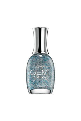 SALLY HANSEN Gem Crush Nail Color Vernis A Ongles - Showgirl Chic #01