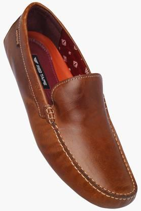 RED TAPEMens Leather Slipon Loafer