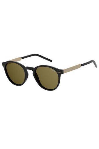 Unisex Polycarbonate Round Sunglasses - PLD1029S003SP