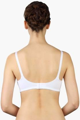 Womens Non-padded Full Coverage Nursing Bra