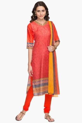 KASHISH -  Mixed Brights Salwar & Churidar Suits - Main