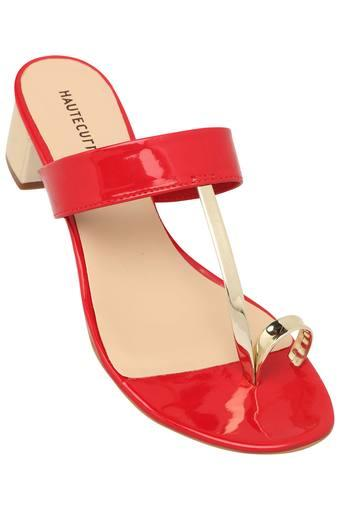 HAUTE CURRY -  Red Heels - Main