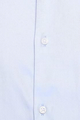 RAYMOND - Light BlueFormal Shirts - 4