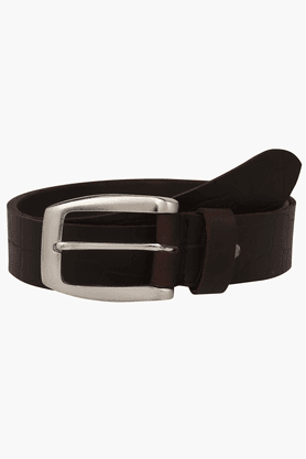 VETTORIO FRATINI Mens Leather Casual Belt - 200852921