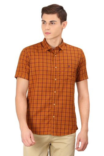 LOUIS PHILIPPE JEANS -  RustCasual Shirts - Main