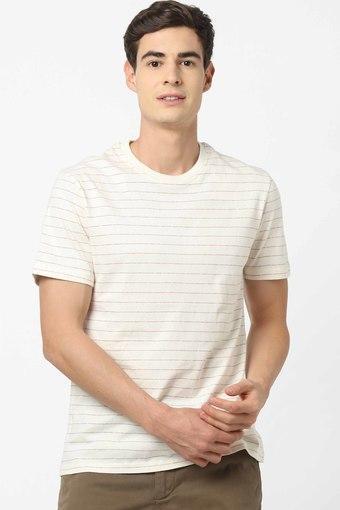 CELIO JEANS -  Off WhiteT-Shirts & Polos - Main