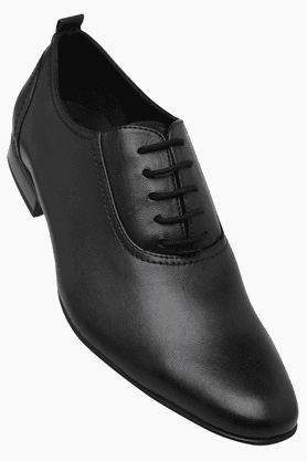 Iwalk Formal Shirts (Men's) - Mens Leather Lace Up Smart Formal Shoe