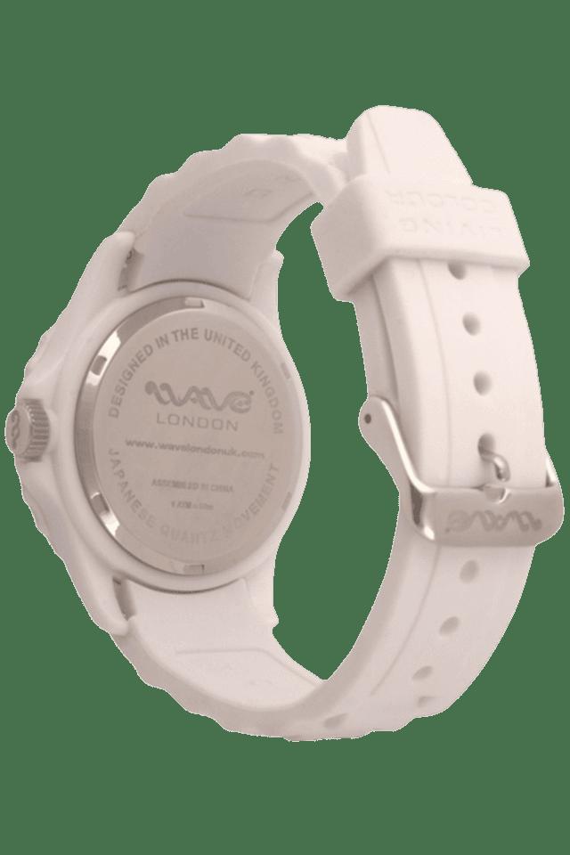 Atlantic White Unisex Watch