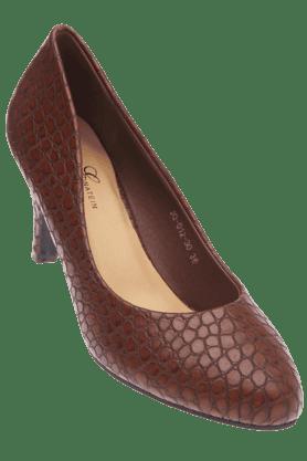 ELLIZA DONATEINWomens Brown Pump Shoe