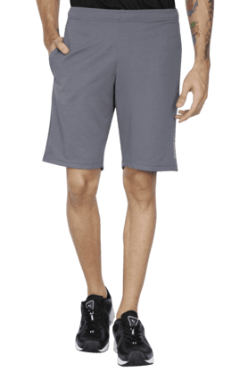 REEBOK Mens Solid Shorts