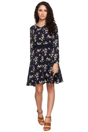 DEAL JEANS -  Navy Dresses - Main