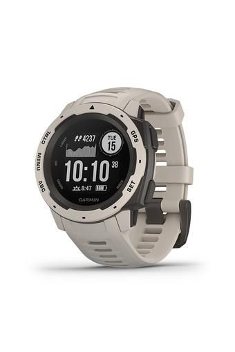 Unisex Instinct Tundra Silicone Smart Watch