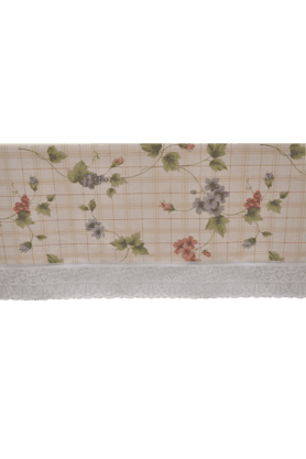 FREELANCETuscany Table Cover With Lace