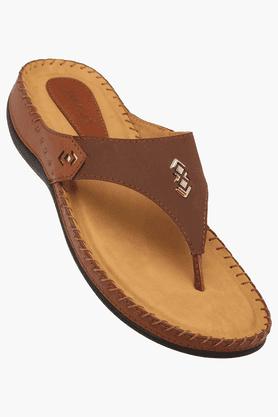 INC.5Womens Daily Wear Slipon Flat Sandal