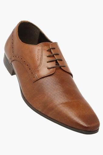 mens leather lace up smart formal shoe formal shoes