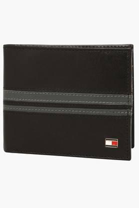 TOMMY HILFIGERMens Crotone 1 Fold Wallet