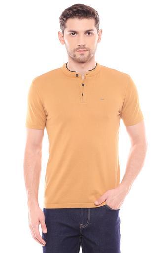 OCTAVE -  OrangeT-Shirts & Polos - Main