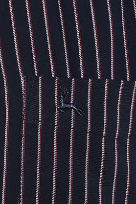 PARX - Dark BlueCasual Shirts - 5