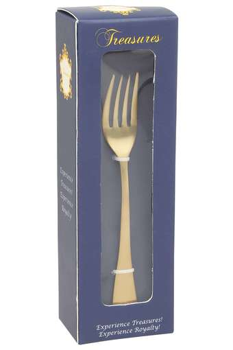 TREASURES -  Gold Cutlery - Main