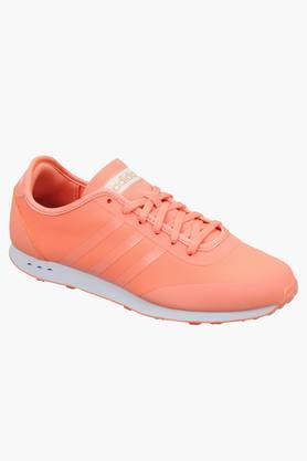 ADIDAS Womens Mesh Lace Up Sports Shoes