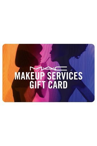 Makeup service card -Bridal Make up