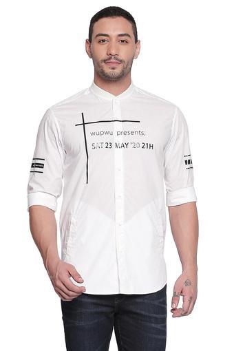 MUFTI -  WhiteShirts - Main