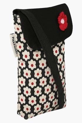 PICK POCKETWomens Snap Closure Sling Bag - 202391965_9212