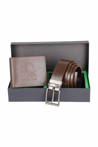 UNITED COLORS OF BENETTON -  BrownBelts - Main
