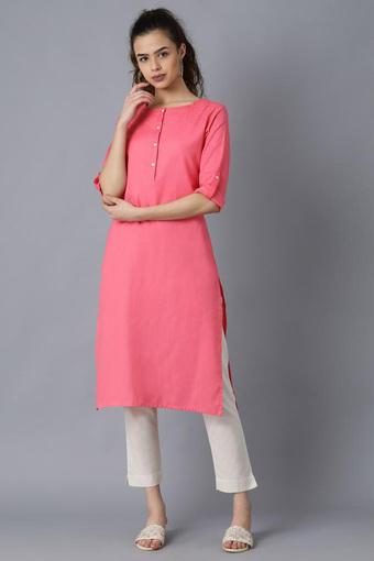 W -  PinkW - HOLI OFFER - Buy Worth Rs. 5000 and get Rs. 500 off - Main