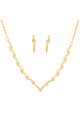 TOUCHSTONE Necklace Set - 9295988
