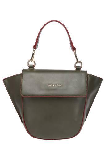 ALLEN SOLLY -  KhakiHandbags - Main