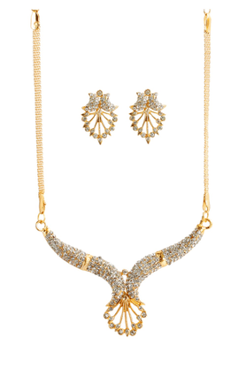 TOUCHSTONE Necklace Set - 9295962