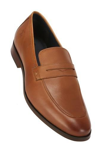 U.S. POLO ASSN. -  Tan Formal Shoes - Main