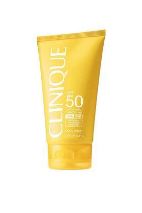 CLINIQUEBroad Spectrum Spf 30 Sunscreen Body Cream 150 Ml