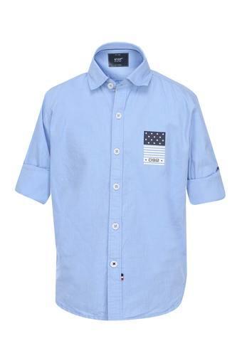 STOP -  Sky BlueShirts - Main