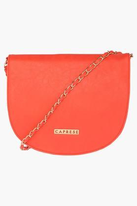 CAPRESEWomens Chelshy Zipper Closure Sling Bag